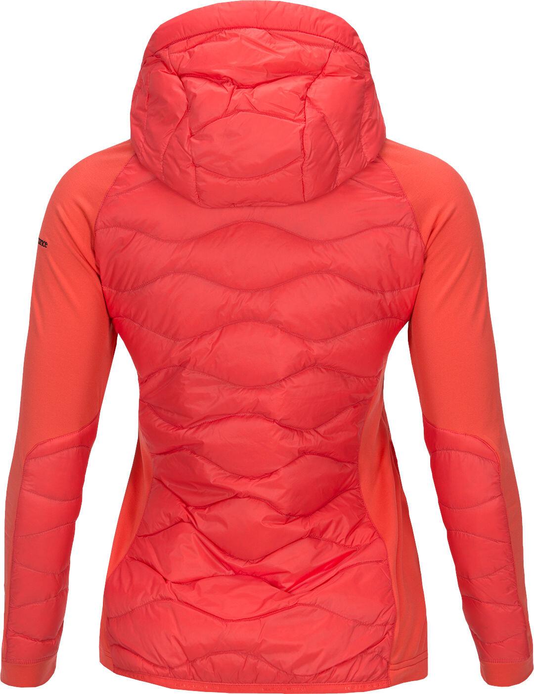 Peak Performance Helium Jacket Women orange pink at Addnature.co.uk 27da27c38f